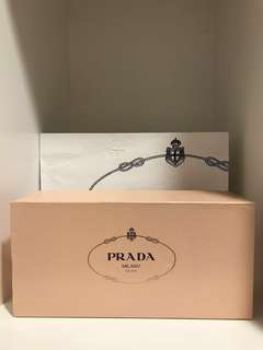 Brand New Prada Shoes