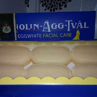 Lanolin / Victoria Egg Soap