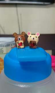 Mouse Figurines