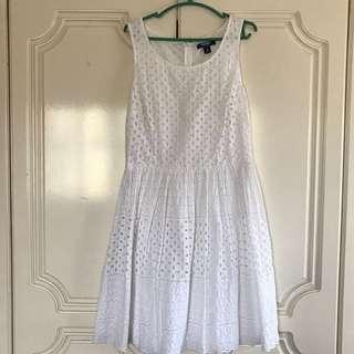 Old Navy Summer Dress - White