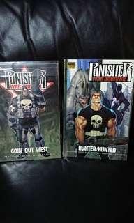 Bundled Deal - Punisher War Journals