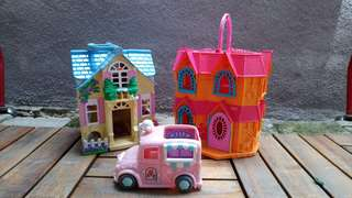 Fisher Price Sweet Streets Collection