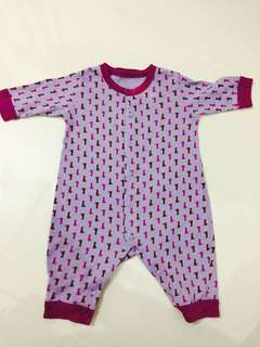 Sleepsuits - 2 pcs