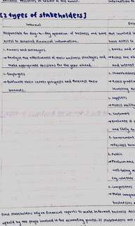 o level poa (scanned) notes