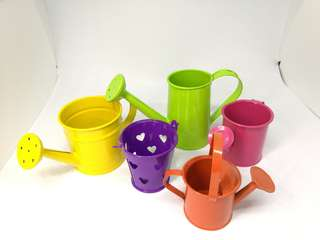 [Clearance Sales] Decorative Colorful Mini Metal Pots