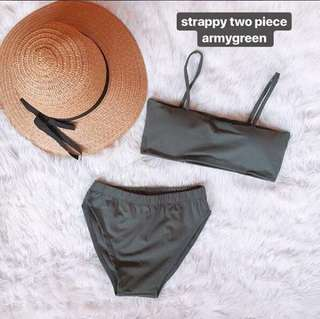 Strappy Two Piece (Padded)
