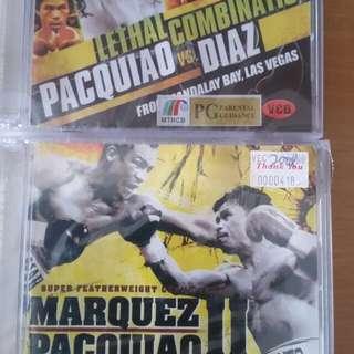 PACQUIAO vcd boxing match