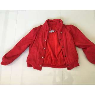 Weather Wise Red Fury Jacket