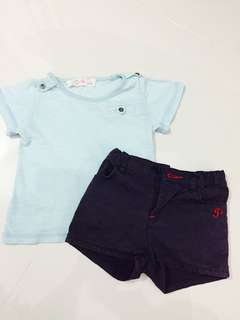 Poney shorts + free tshirt