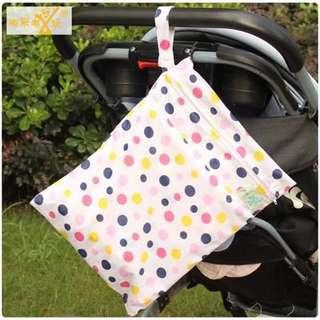 Waterproof bag / Shower Bag/ Wet Bag/ Diaper Bag