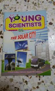 Brand New Young Scientists Book