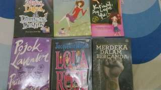 Obral Novel Teenlit & Buku