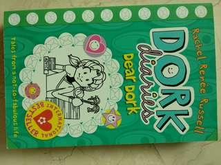 Dork Diaries: Dear Dork (Rachel Renee Russell)