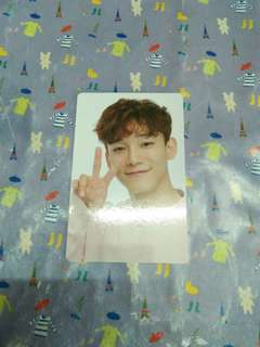 [WTS]EXO CHEN POWER LIMITED PC