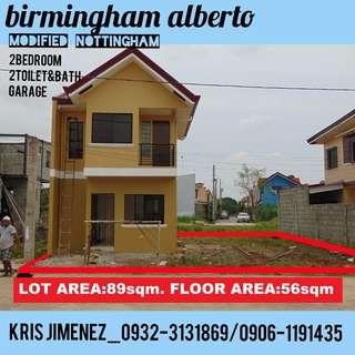 Birmingham Alberto 10% LOW DOWPAYMENT thru bank with big parking space