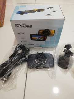 Car Camcorder 100% new!
