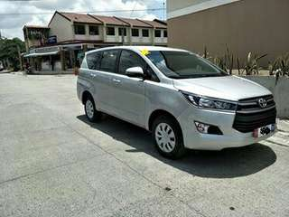 Car for rent (with driver) - Innova