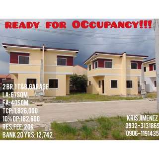 Birmingham alberto affordable fully finished DUPLEX and singlea attached near c6, 1 ride from quezon city