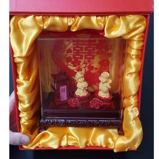 24K Gold-plated Wedding Gift