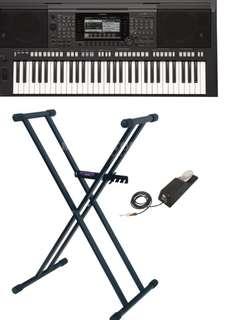 Yamaha keyboard PSR S770