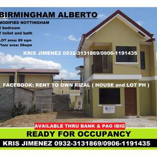 Birmingham alberto single attached 10% LOW DOWNPAYMENT ONLY BANK FINANCING