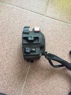 Honda phantom TA200 signal switch / horn switch / headlight switch