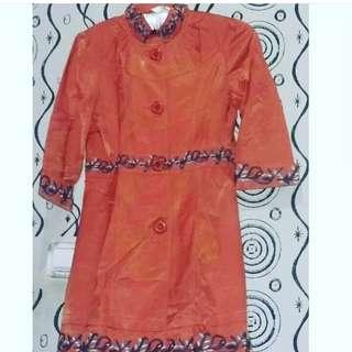 coat/blazer/mini dress solemio
