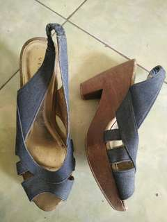 Sepatu heels vincci - original