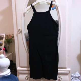 Talula little black dress (aritzia)