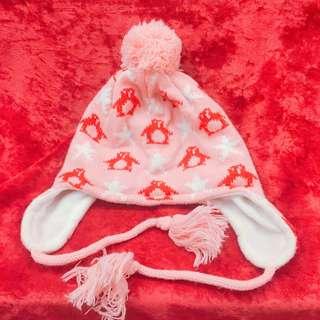 企鵝冷帽 outdoor beanie