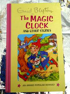 Enid Blyton - The Magic Clock and Other Stories