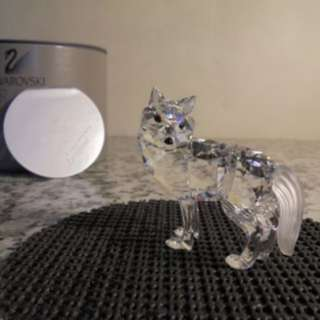 Swarovski wolf retired 2004
