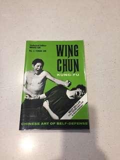 Chinese Art of Self-Defense Book