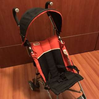 Kolcraft lightweight stroller in good condition