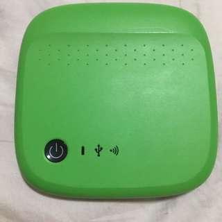 Seagate Wireless 500 HArd Disk