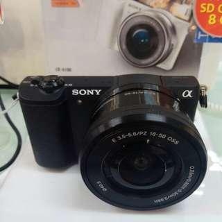 Sony A5100 Body-kit DP 0% Bisa Cicilan Tanpa Kartu Kredit Proses Cepat 3menit