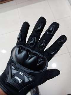 Class A Brand of motor gloves