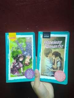 POP fiction wattpad books