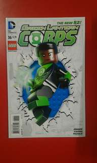 DC Comics Lego Variants