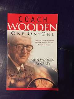 Coach Wooden - One On One