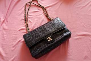 Vintage Chanel Flap