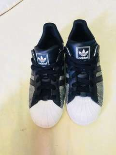 Authentic adidas super star limited edition!