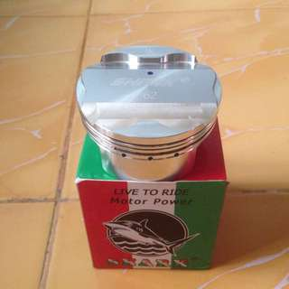 Piston Forged Shark(135 Lc)