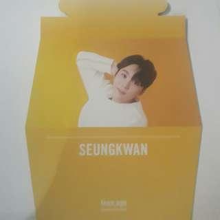 Seventeen Teen, Age Desktop Stand (The8, Seungkwan, Vernon, DK)
