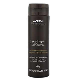 Aveda Invati Men's Shampoo 防脫髮洗頭水