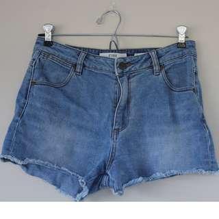 wrangler 'Ryder' shorts