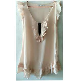 Preloved dress/ blouse New Look