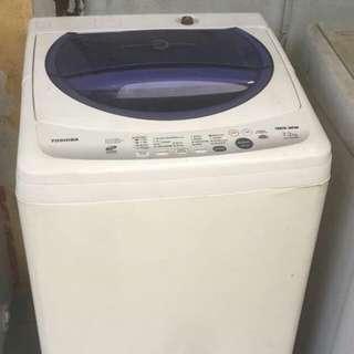 Washing machine 7.2 kg