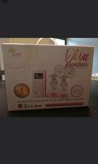 EveLove Diva Premium Breastpump