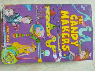 The Candy Makers (Wendy Mass)